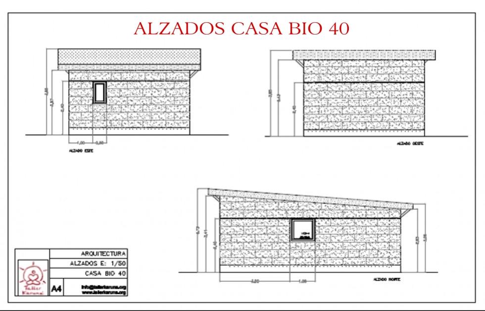 Bio 40 sales page taller karuna casa de paja for Construye tu casa online