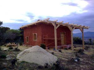 casa paja como hacer una casa de paja, curso construccion con paja