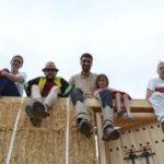 , vida alternativa, transicion, cursos construccion con paja, casa de paja, autoconstruccion con paja, bioconstruccion