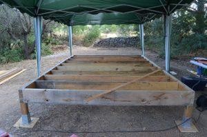 cimentacion forjado madera casa de paja