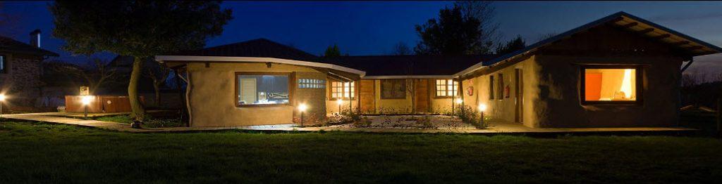 casa de paja, bioconstruccion, casa pasiva, como hacer una casa, permacultura