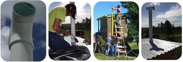 Bioconstruccion, baños secos ecologicos, retretes secos, retretes composteros, sistema clivus, saneamiento ecologico, depuracion aguas negras, casa de paja, bioconstruccion, casa pasiva, como hacer una casa, permacultura