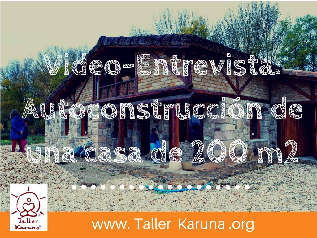 AUTOCONSTRUCCION, BIOCONSTRUCCION, COMO HACER UNA CASA DE PAJA, CONSTRUIR CON BALAS DE PAJA, CASA DE FARDOS DE PAJA, CASA DE PAJA, CASAS DE PAJA, AUTOCONSTRUCCION CON PAJA, VIDEO CASA DE PAJA