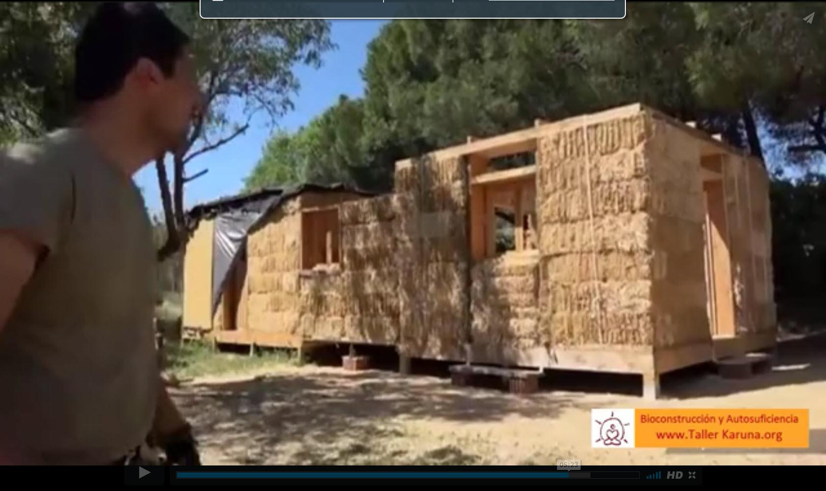 Vuelve la tele con las casas de paja for Construye tu casa online